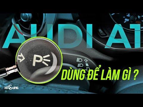 Nút này dùng để làm gì? Và cách bật đèn led sương mù trên xe Audi...| Xế Cưng
