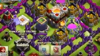 Clash Of Clans Rarest Clans and Players ever in Clash Of Clans !