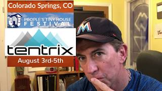 Peoples Tiny House Festival In Colorado!!!