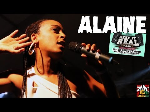 Alaine - Rise In Love @ Keep It Real Jam 2016