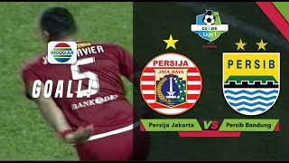 Persija Jakarta 1 - 0 Persib Bandung