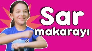Sar Makarayı - Çocuklar ve Bebekler için Dans Şarkısı