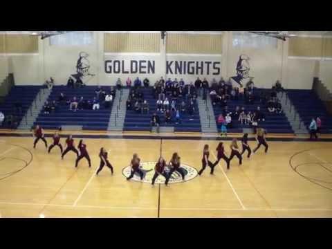Bayard Rustin High School Dance Team