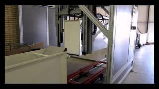 видео Особенности промышленных тепличных комплексов