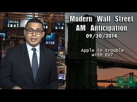 AM Anticipation: Stocks dip, Hong Kong sees riots, & Apple's illegal actions in Ireland?