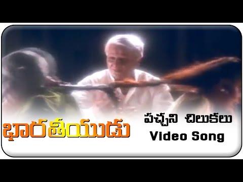 Bharateeyudu Movie || Pachani Chilukalu Video Song || Kamal Haasan, Sukanya, A. R. Rahman