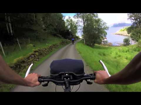 Sognefjord Downhill Bike Ride - NORWAY