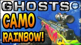 call of duty ghosts spectrum camo gameplay live w ali a cod ghost multiplayer