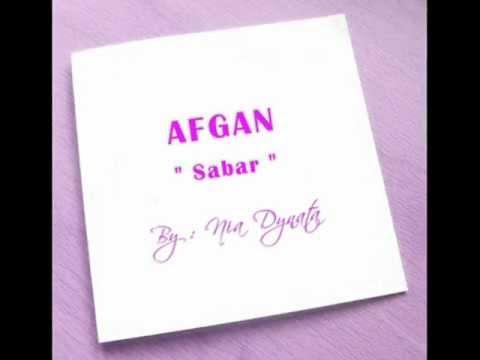 AFGAN - SABAR (By.ND)