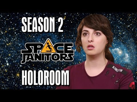 Holoroom - Space Janitors Season 2 Ep. 2 (in 4k resolution!)