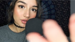 ASMR Tongue Clicking Hand Movements &amp Personal Attention