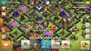 TROJAN HORSE WAR | VIJAG VAMPIRE FIRST TROJAN WAR| IS WE WIN | |CLASH OF CLANS HINDI|