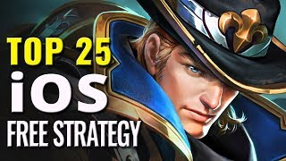 Top 25 FREE iOS Strategy Games of All Time