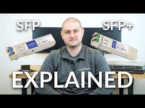 SFP vs. SFP+ Transceivers: Explained!