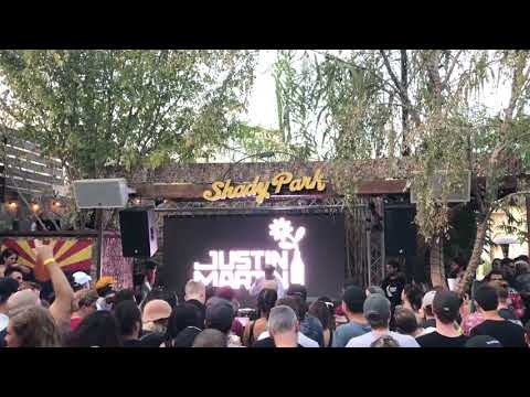 Justin Martin @ Shady Park, Tempe, AZ, 12/03/2017