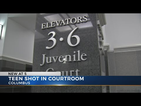 Teen killed in shooting in Franklin County juvenile courtroom