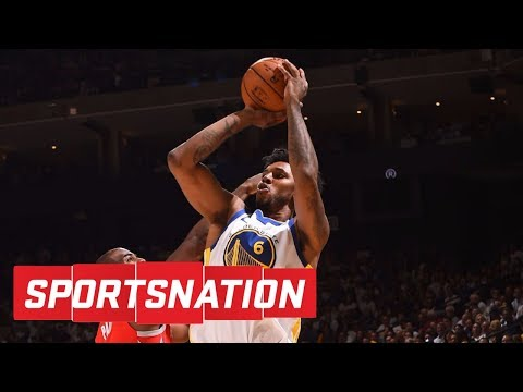 SportsNation evaluates Nick Young's performance in Warriors' season opener | SportsNation | ESPN