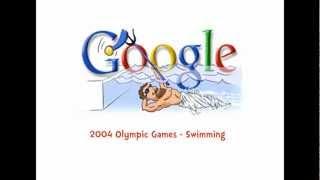 2004 Athens  Olympics Google Doodles