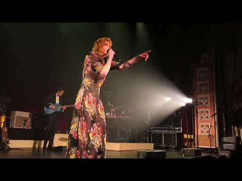 Patricia (Acoustic) - Florence and the Machine (Victoria Theatre, Halifax 5/5/18) - HD