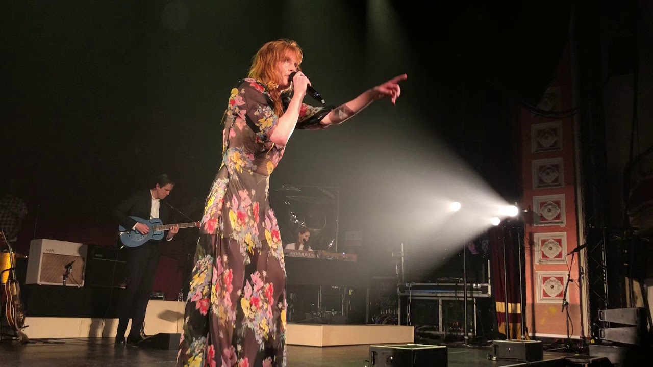 Florence The Machine Patricia Live Acoustic Florence And The