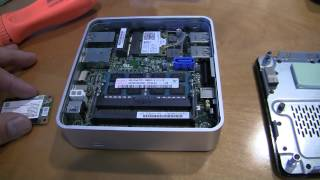 Intel Haswell NUC with 2.5 inch Drive Support