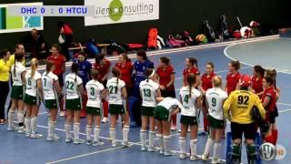 1. Hallenhockey-Bundesliga Damen DHC vs. HTCU 15.01.2017 Livestream