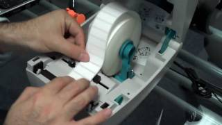 How to set up Zebra Barcode Printer from asapsystems.com