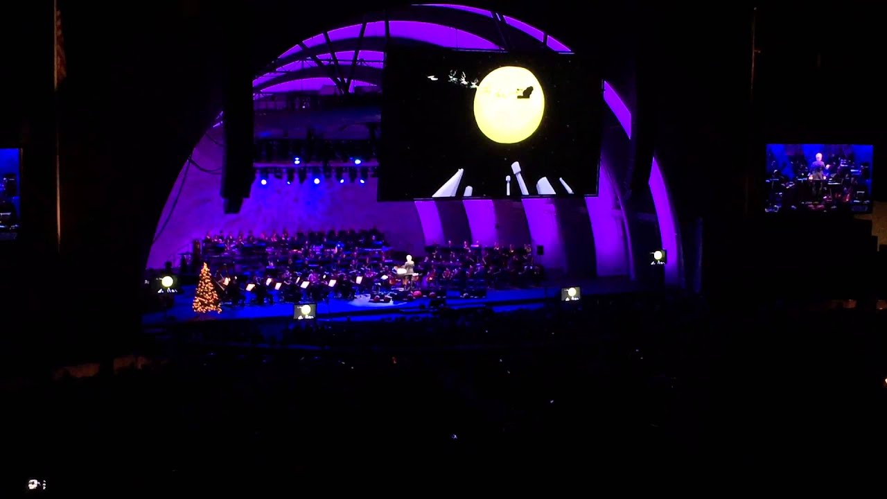nightmare before christmas overture live at the hollywood bowl - Danny Elfman Nightmare Before Christmas Overture