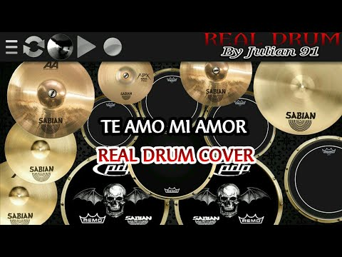Te Amo Mi Amor (Ost One Fine Day) REAL DRUM