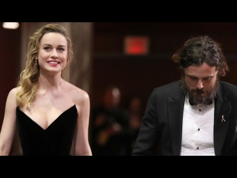 Brie Larson Didn't Clap For Casey Affleck