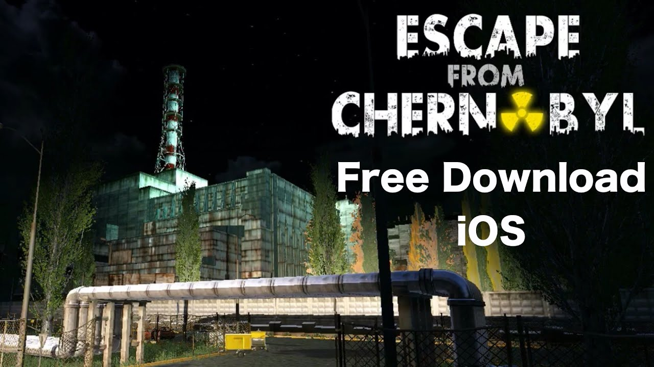 Download Escape from Chernobyl for free on Panda Helper iPhone & iOS by  PandaHelper VIP