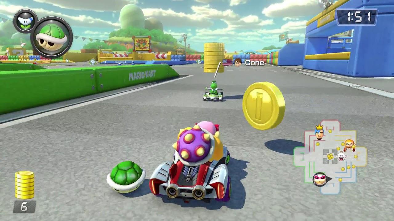 Mario Kart 8 Deluxe Video E312 Vendetta Youtube