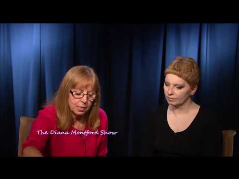 The Diana Montford Show- Diana Interviews Psychic Therese Pa