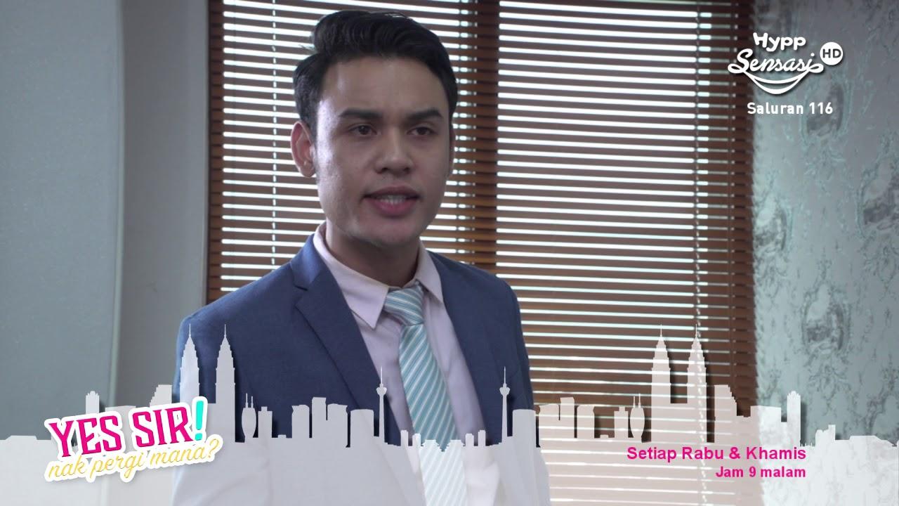 Yes Sir Nak Pergi Mana Episode 5 Youtube