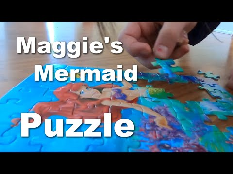 Autism| Putting Together A New Mermaid Puzzle