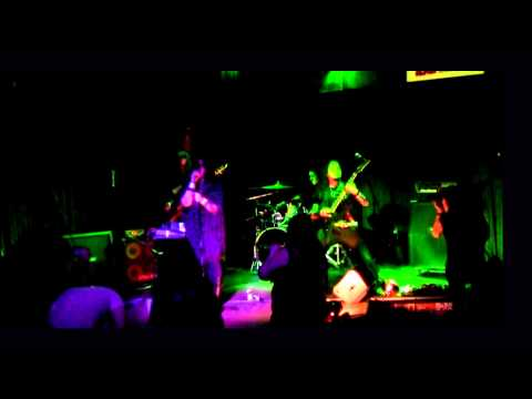 """""""A Death By Fire"""" by Faethom (Live in Sanford, FL July 3rd, 2015 )"""
