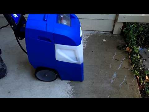 Easy Way To Empty Unused Water From A Rug Doctor