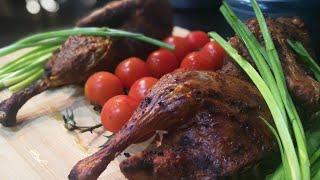 Правильный маринад для утки. Как приготовить сочную утку.