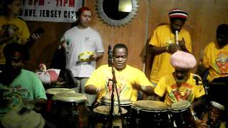 King Congo with Villiage Drums Of Freedom @ Morris Lounge