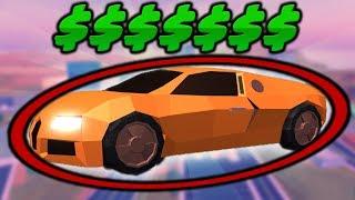 SOMEONE BOUGHT THE BUGATTI IN MY STREAM?? (Roblox Jailbreak Bugatti update)