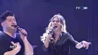 Tavi Colen & Emma - We Own the Night (Eurovision 2017 Romania Live Audition)
