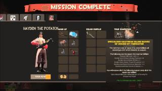 TF2: Two Cities Loot (Tours 88-90): Sigh...