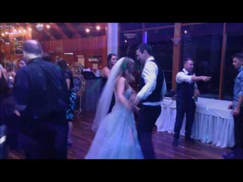 Luke & Crystal's Wedding Celebration @ Parnassus Function Centre