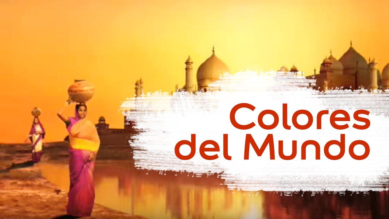 Colores del Mundo  Bruguer  YouTube