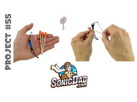 how to make a popsicle stick pocket gun