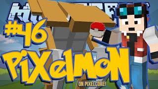 minecraft   kabutops is here   pixelmon mod w dantdm 46