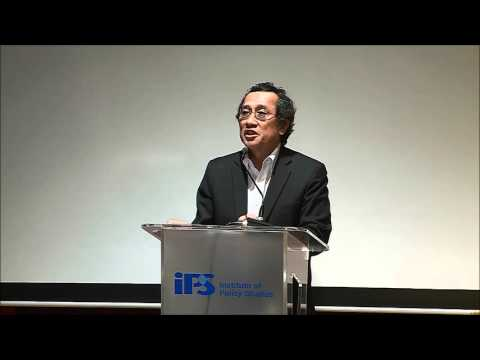 IPS- Nathan Lecture III - Southeast Asia and ASEAN by Mr Bilahari Kausikan