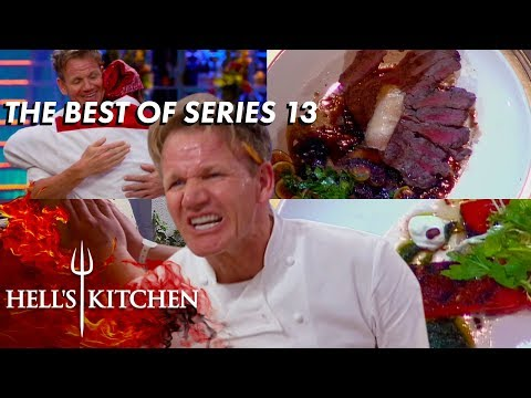The BEST Moments Of Series 13 On Hell's Kitchen
