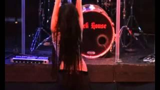 April Rose at Tribal Spirit Festival 2012