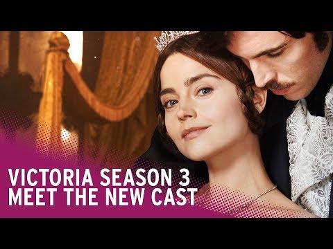 Victoria Season 3 | New Cast Revealed